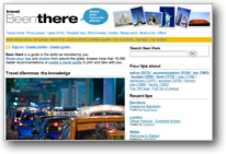 beenthere screenshot